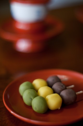 "Do you know ""Wagashi""?"