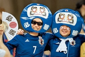 PK2014062102100132 size0 300x203 Fancy dress unique Japanese supporters in brazil World Cup