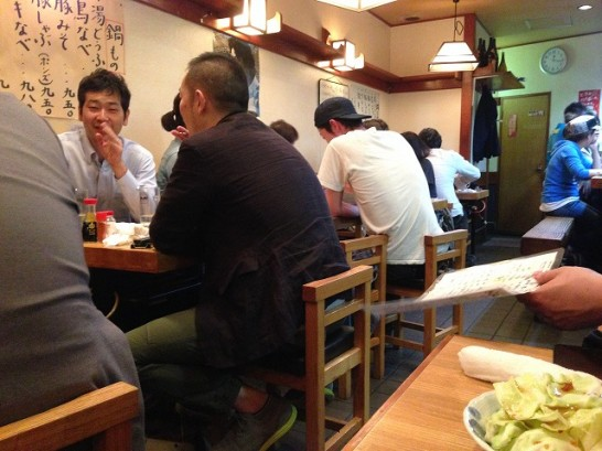 写真 2014 05 03 0 14 57 546x409 Do you know Japanese Izakaya?